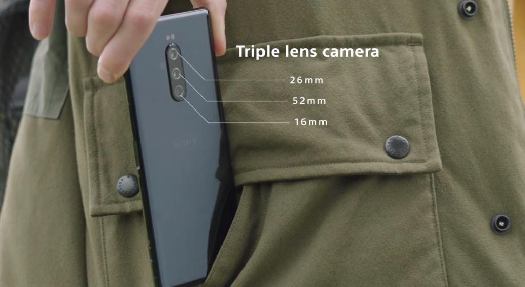 xperia1のカメラ性能