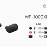 WF1000XM3のアプデ1