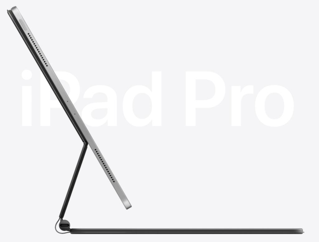 iPadProが浮く